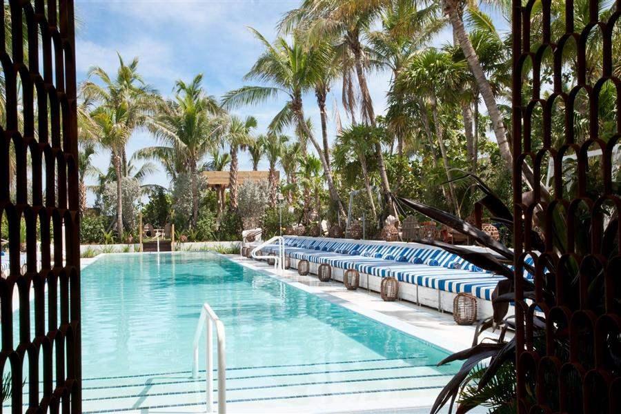 Soho Beach House Pool