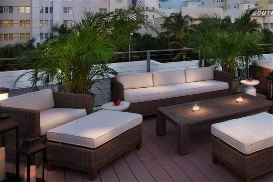 The Redbury South Beach Rooftop Lounge