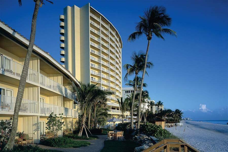 La Playa Beachand Golf Resort Exterior