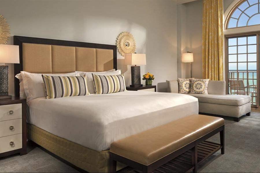 Ritz Carlton Naples Bedroom