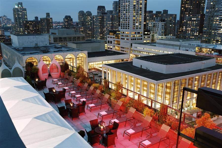 Empire Hotel Rooftop Area