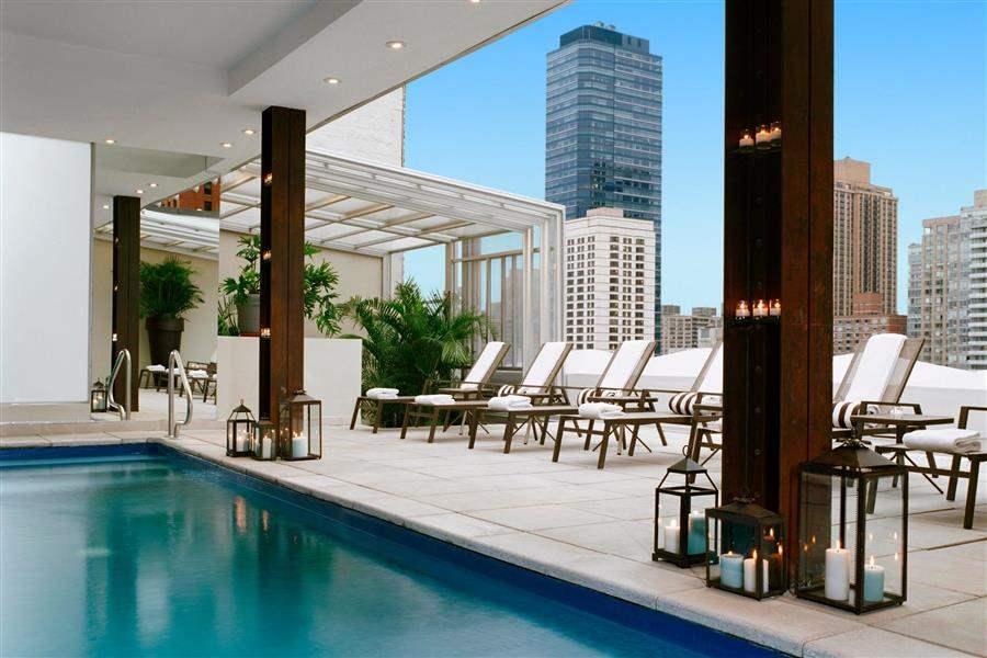 Empire Hotel Swimming Pool