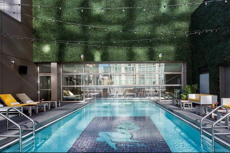 Gansevoort Park Avenue Rooftop Pool