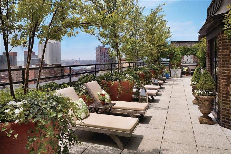 Hudson New York Terrace