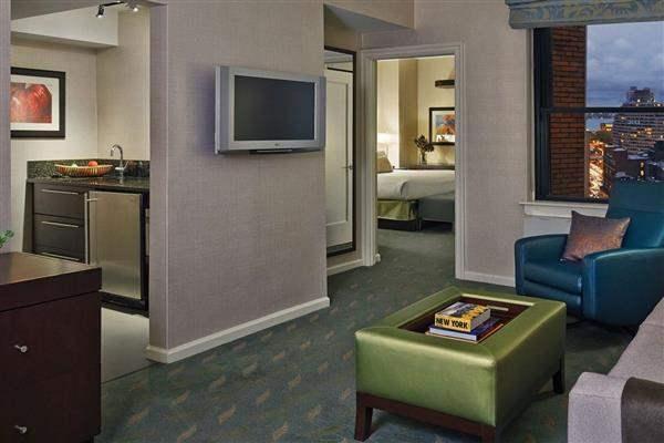 Shelburne N Y C An Affinia Hotel Guest Lounge