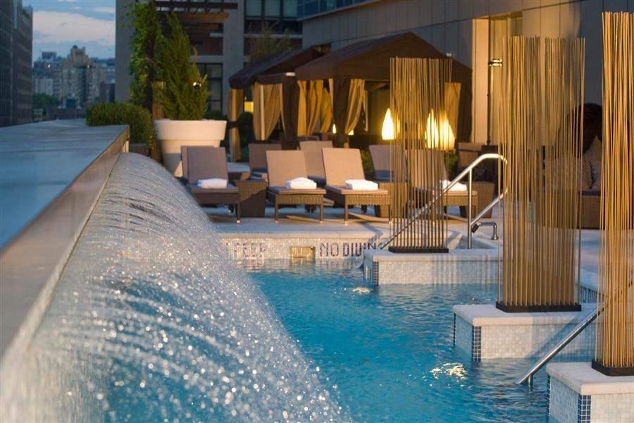 Trump Soho Hotel Swimming Pool