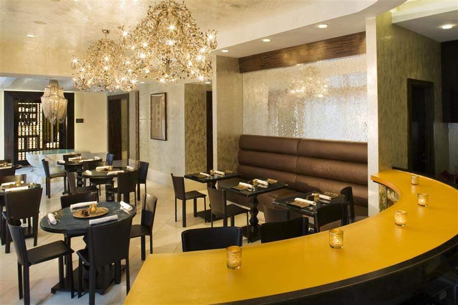 Trump Soho Hotel Dining Area