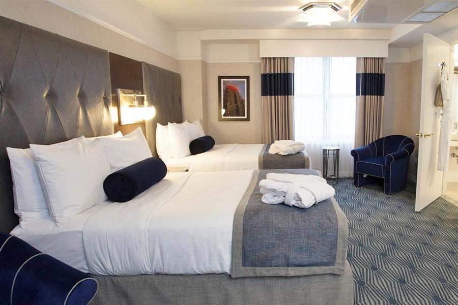 Wyndham New Yorker Twin En Suite