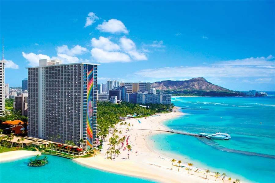 Hilton Hawaiian Village Exterior