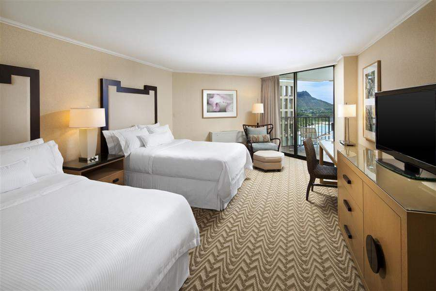 Moana Surfridera Westin Resort Tower Deluxe Ocean
