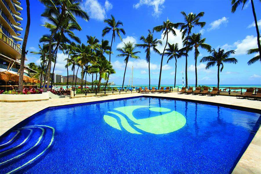 Outrigger Waikikionthe Beach Swimming Pool