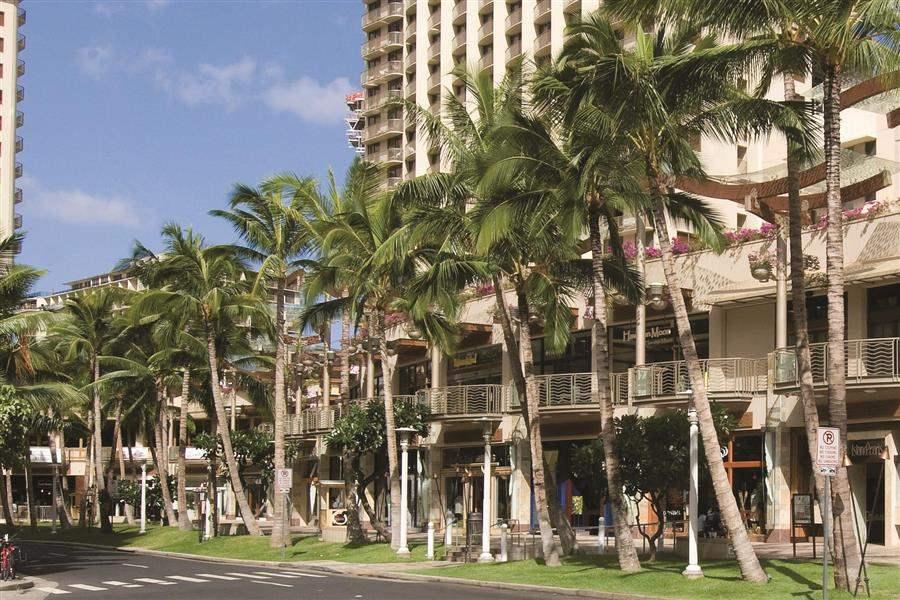 Outrigger Waikikionthe Beach Exterior