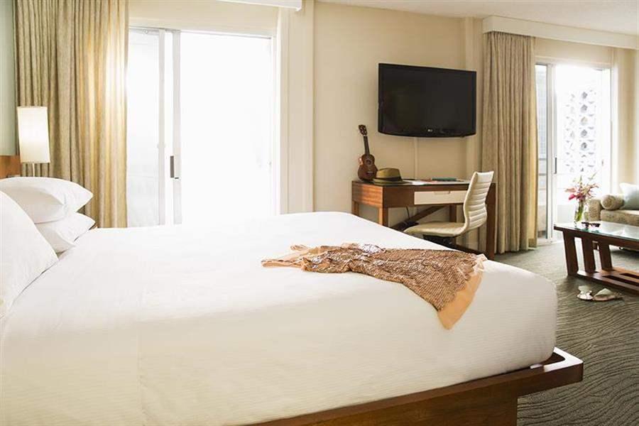 Shoreline Hotel Waikiki King Suite