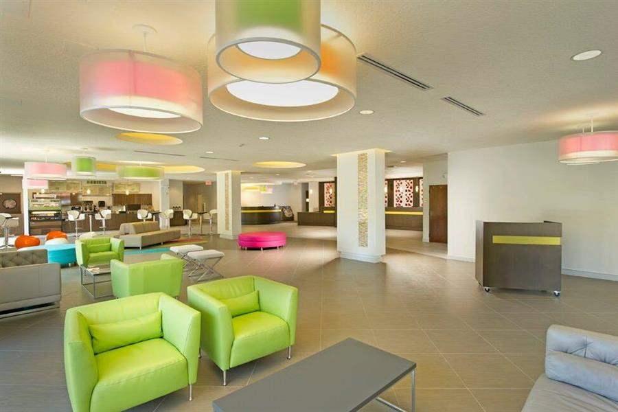 Avanti Resort Lobby Area