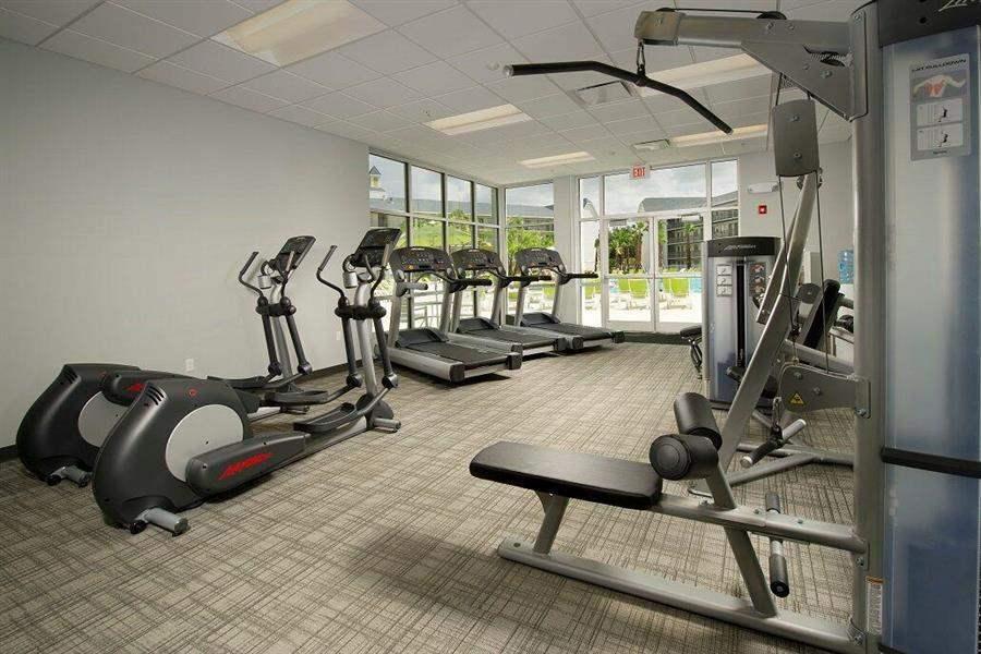 Avanti Resort Gym Facilities