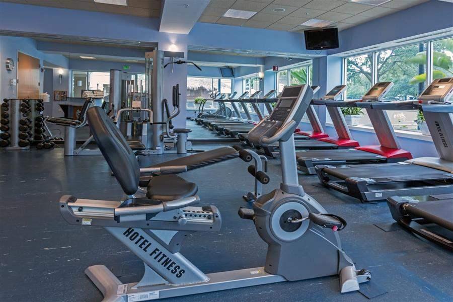 Crowne Plaza Orlando Universal Gym