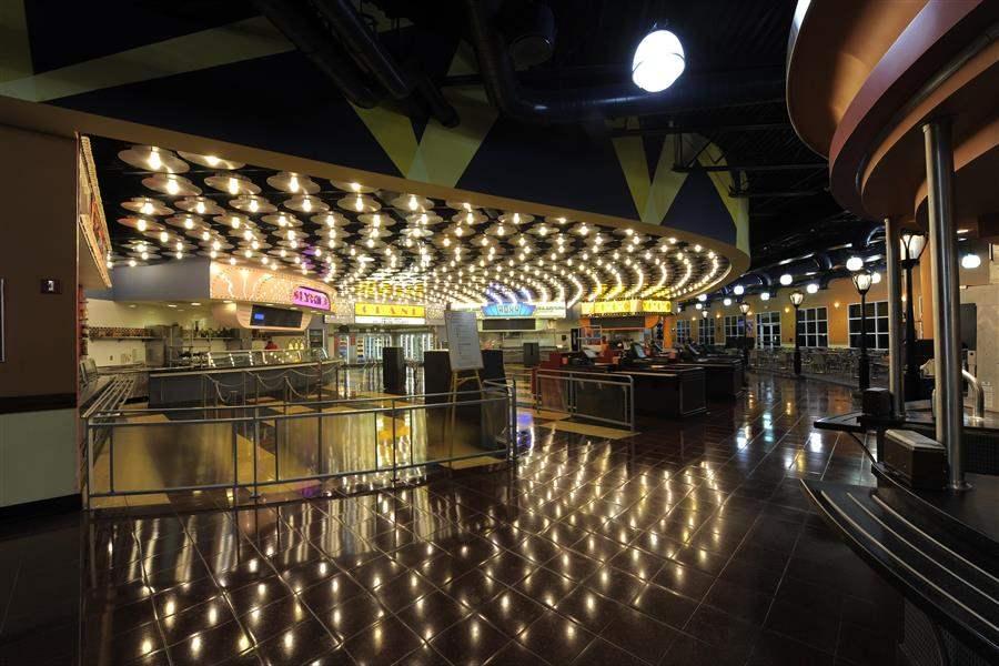 Disneys All Star Movies Resort Restaurant Interior