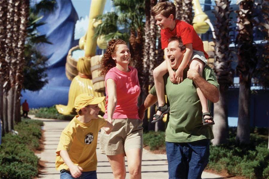 Disneys All Star Movies Resort Family Holiday