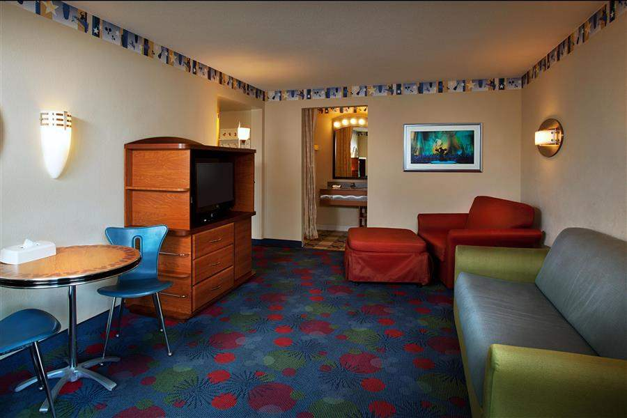 Disneys All Star Music Resort Guest Suite