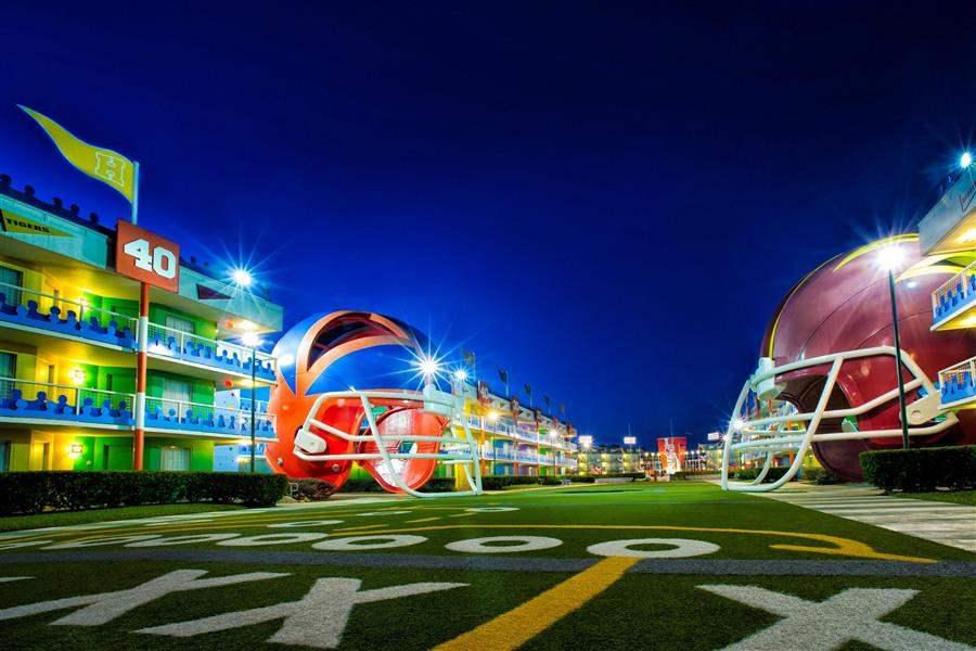 Disneys All Star Sports Resort Resort Facilities