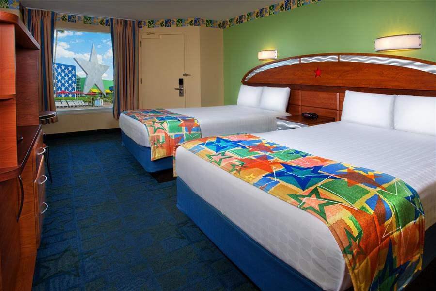 Disneys All Star Sports Resort Twin Room