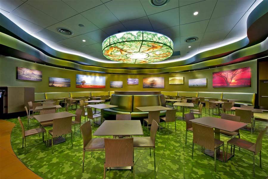 Disneys Artof Animation Resort Indoor Dining