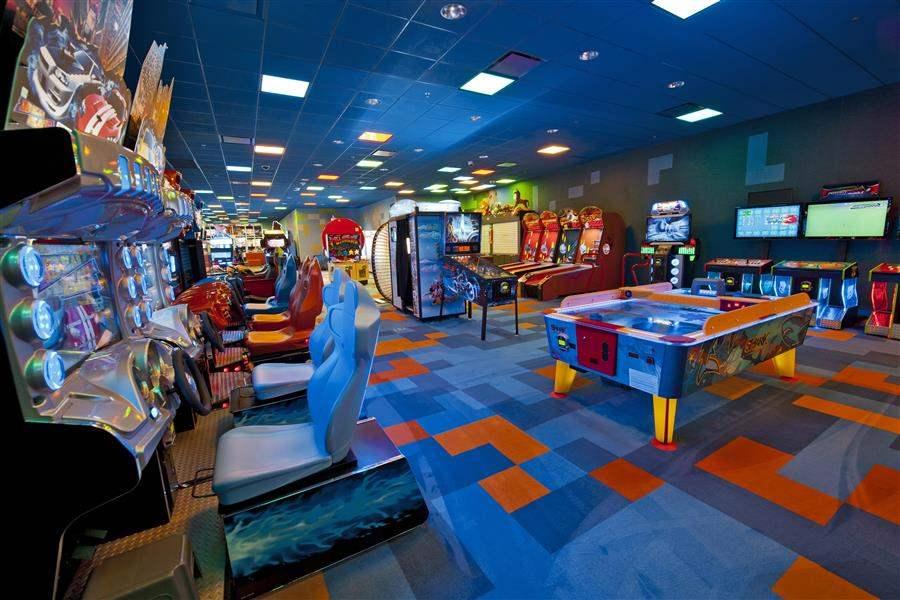 Disneys Artof Animation Resort Games Room