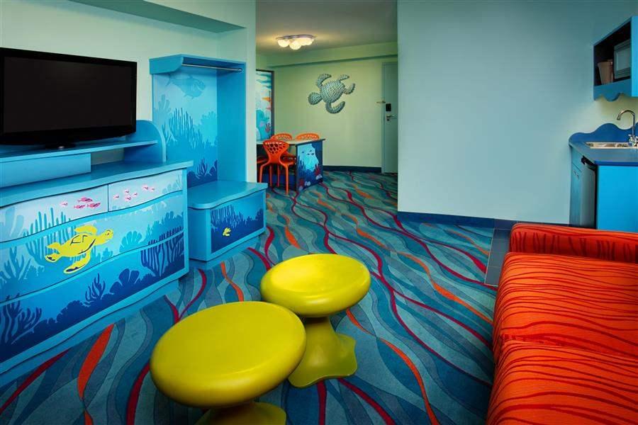 Disneys Artof Animation Resort Guest Lounge