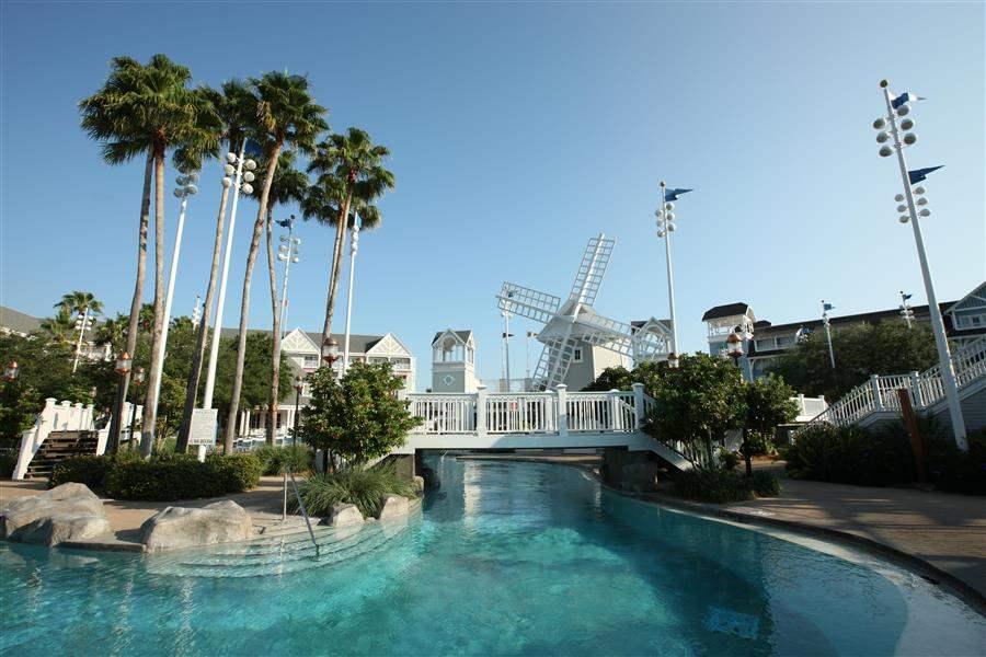 Disneys Beach Club Resort Resort Pool