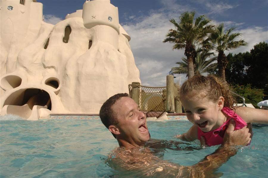 Disneys Old Key West Resort Family Time