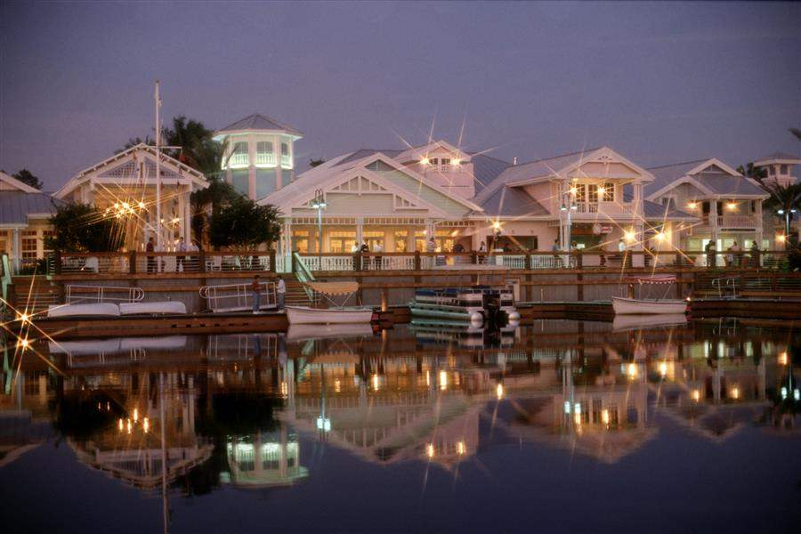 Disneys Old Key West Resort Waterfront