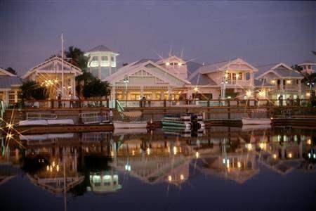 Disneys Old Key West Resort Waterfront