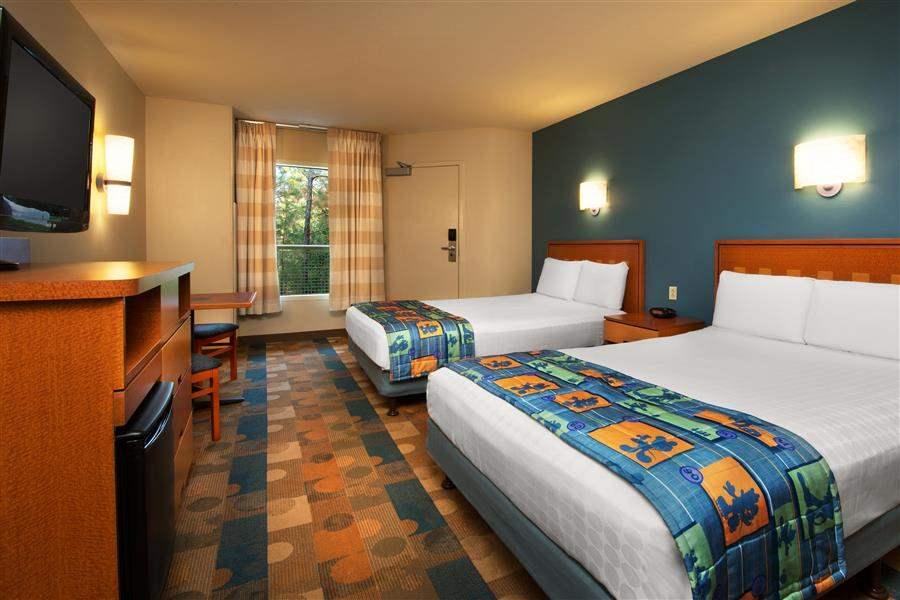 Disney 39 S Pop Century Resort Orlando Best At Travel
