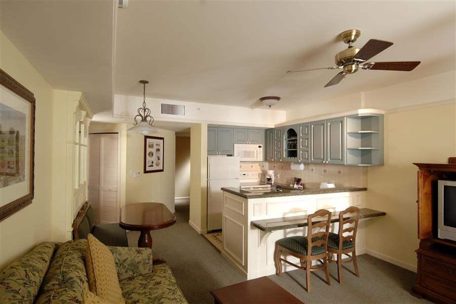 Disneys Saratoga Springs Resort Spa Kitchen