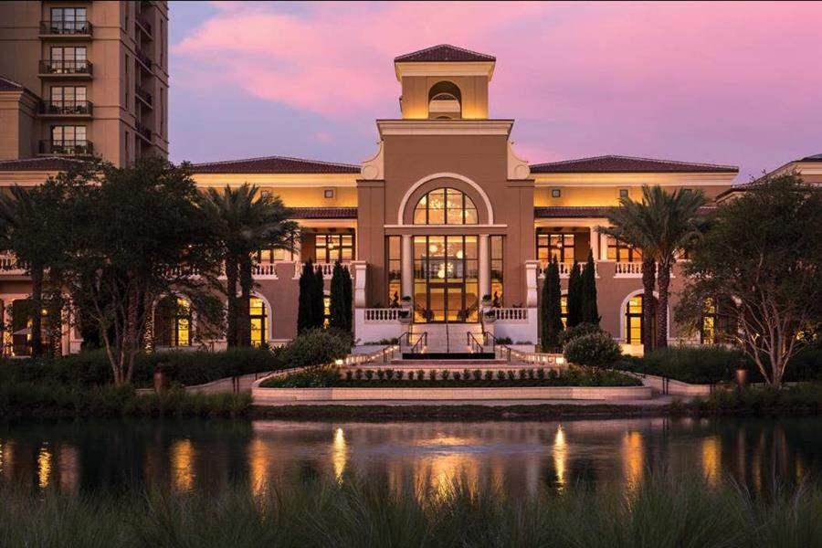 Four Seasons Resort Orlando Hotel Entrance