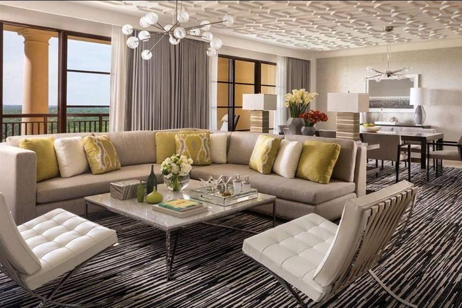 Four Seasons Resort Orlando Lounge Interior