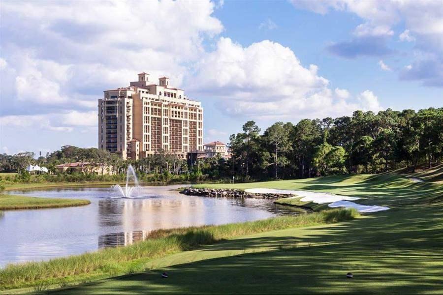 Four Seasons Resort Orlando Hotel Exterior View