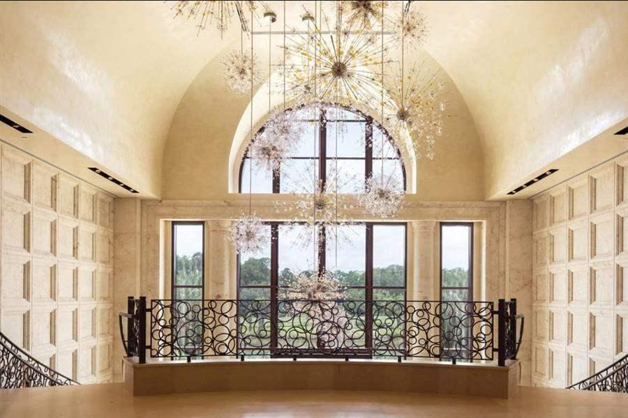 Four Seasons Resort Orlando Lobby Area