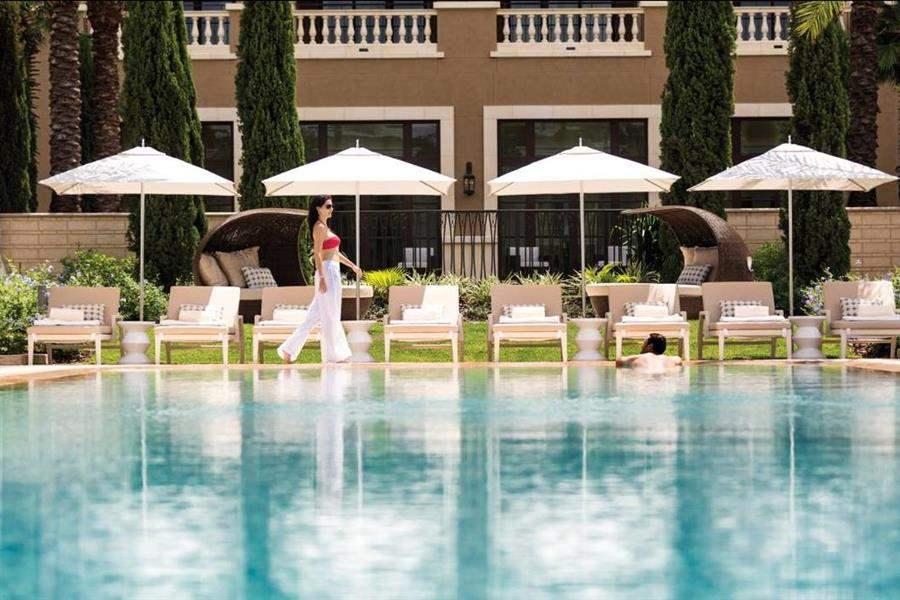 Four Seasons Resort Orlando Pool Area