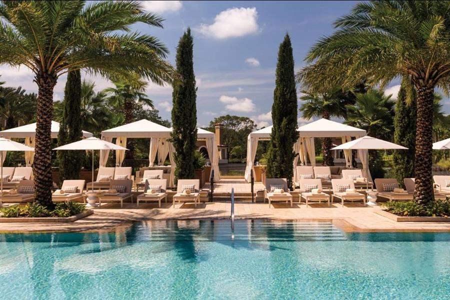 Four Seasons Resort Orlando Resort Pool Area