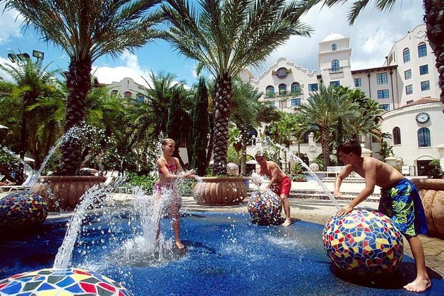 Hard Rock Hotelat Universal Orlando Kids Play Area