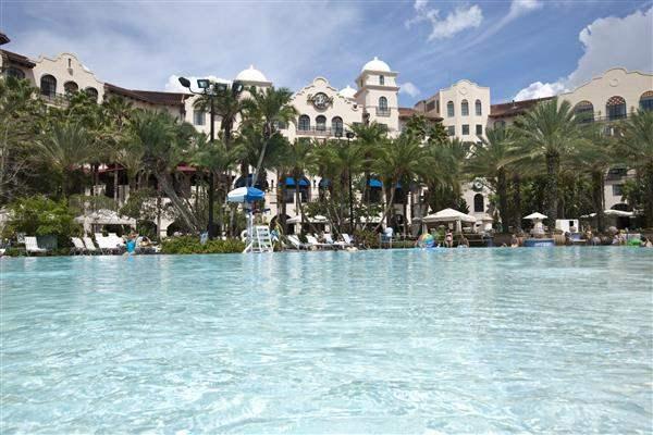 Hard Rock Hotelat Universal Orlando Hotel Pool