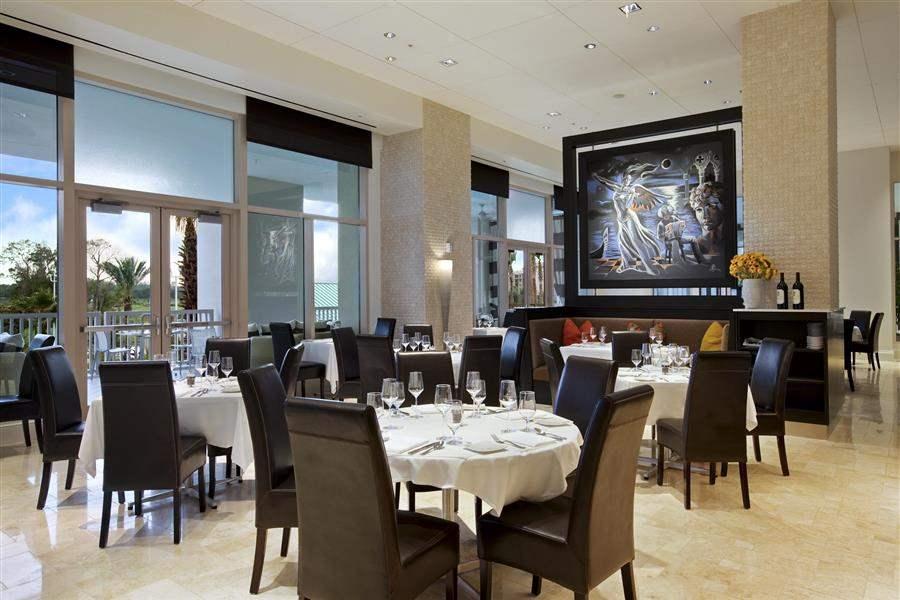 Hilton Orlando Bonnet Creek Restaurant