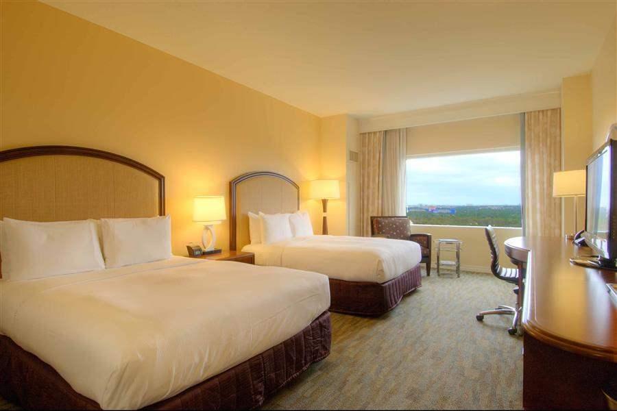 Hilton Orlando Bonnet Creek Twin Room