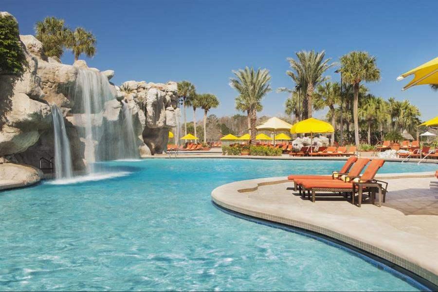 Hyatt Regency Grand Cypress Swimming Pool