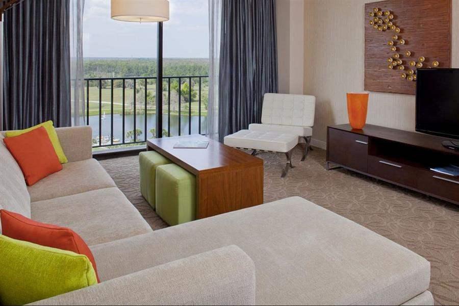 Hyatt Regency Grand Cypress Guest Lounge