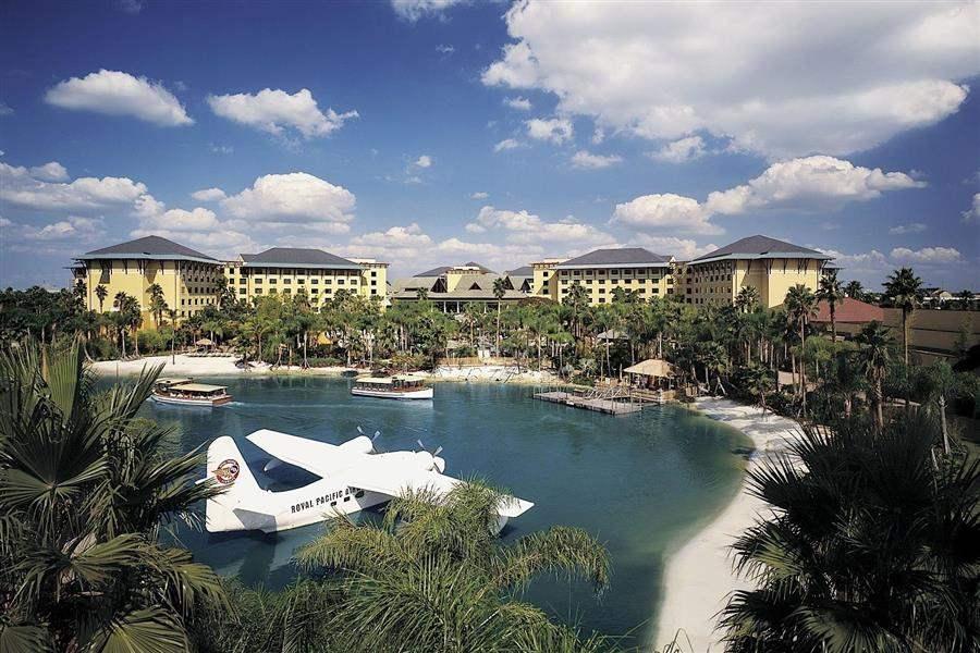 Loews Royal Pacific Resortat Universal Orlando Resort View