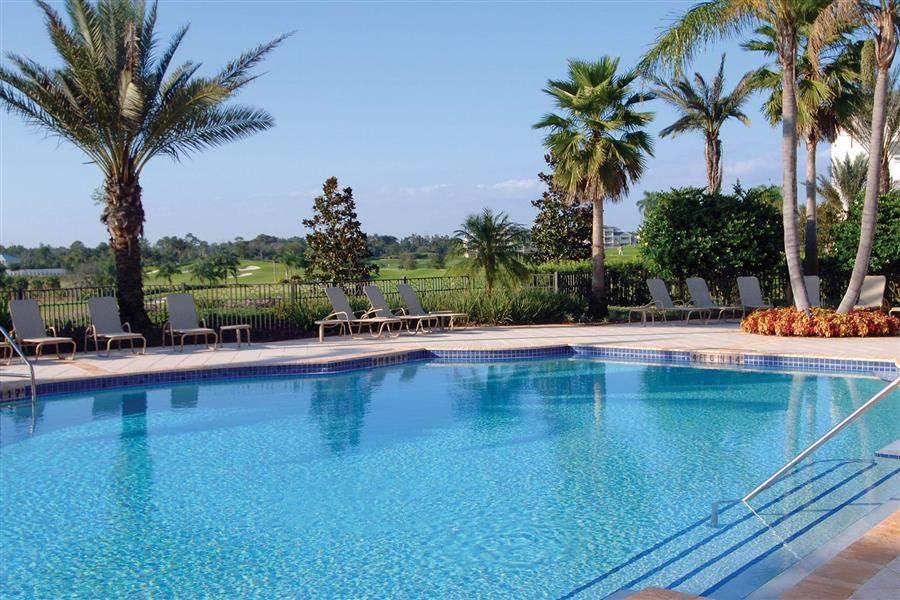 Reunion Resort Swimming Pool