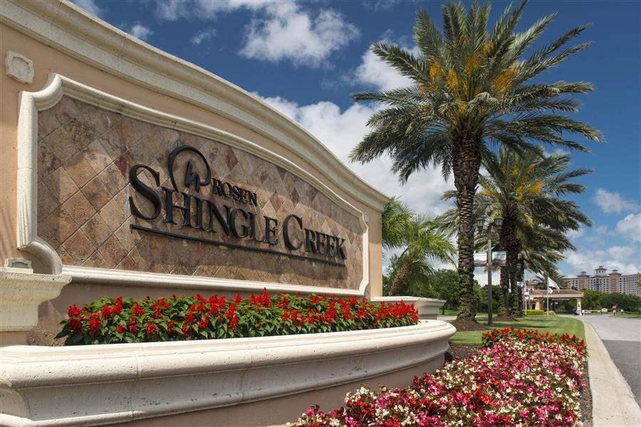 Rosen Shingle Sign