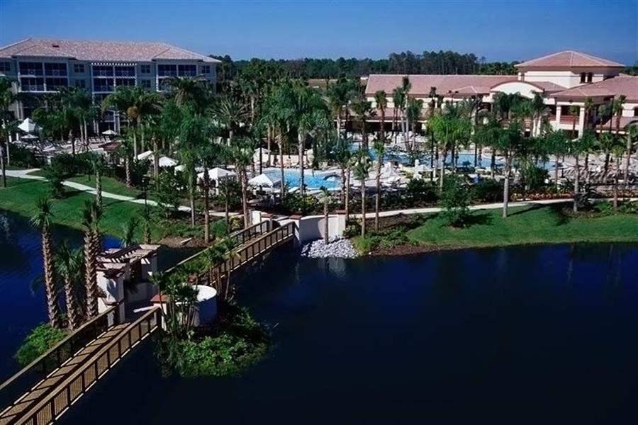 Sheraton Vistana Villages Resort Resort Aerial